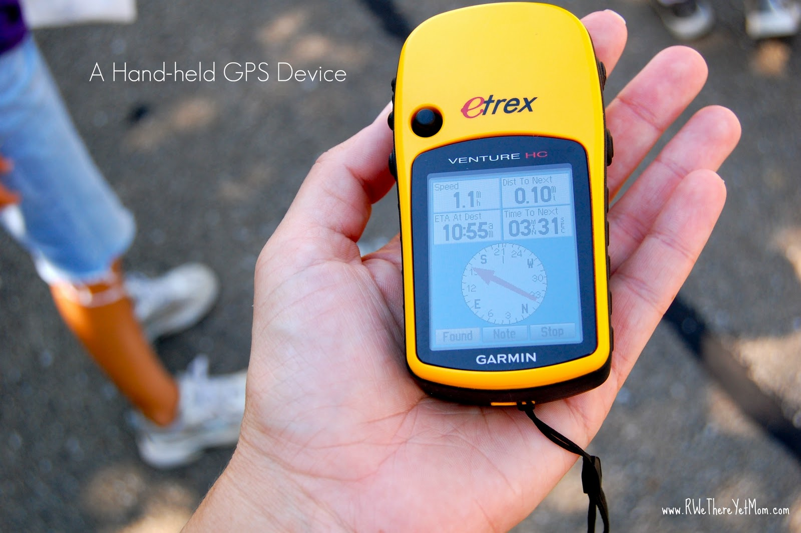 Choosing the Best GPS for Geocaching