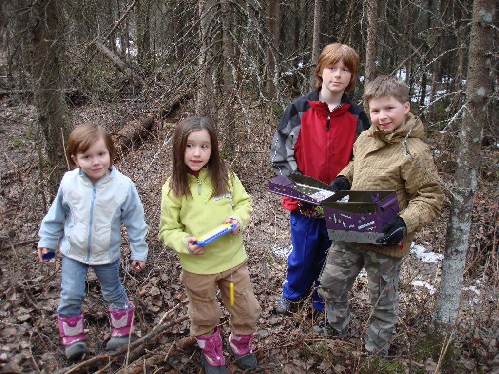 Go Geocaching With Your Kids