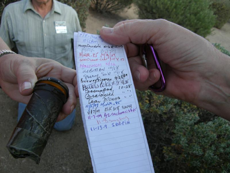Guide To Finding A Geocache